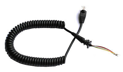 Replacement Microphone Cable for Motorola Mobile Mic M1225