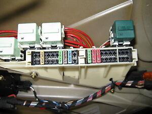 Bmw Z3 Wiring Diagrams Bmw 5 Series E39 Fuse Box Trunk 528i 1997 98 99 2000 01 02
