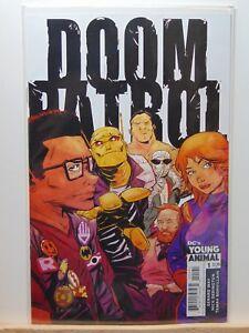 Doom Patrol #1 Young Animal Variant Edition D.C. Universe Comics CB4066 | eBay