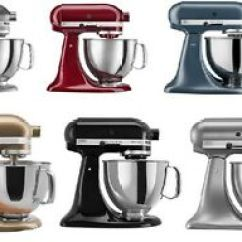 Kitchen Aid 5 Qt Mixer Cabin Cabinets Kitchenaid Stand Tilt Rrk150 Ksm150ps Artisan Many Image Is Loading