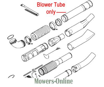 Genuine Stihl Petrol Blower Tube 4282 701 5405 BR350 BR430