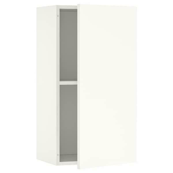 ikea buffet de cuisine 40x75x31 etagere armoire murale porte en blanc suspendre