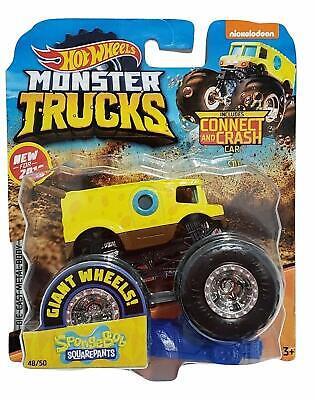 Nickelodeon Monster Truck : nickelodeon, monster, truck, SPONGEBOB, SQUAREPANTS, WHEELS, MONSTER, TRUCKS, NICKELODEON, Scale