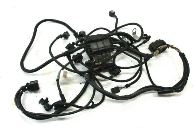 BMW OEM N55 ENGINE WIRING HARNESS SENSORIC MODULE 1 E82
