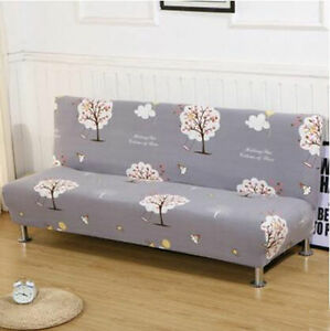 sofa bed covers simmons sleeper modern floral 18 styles removable stretch lounge image is loading