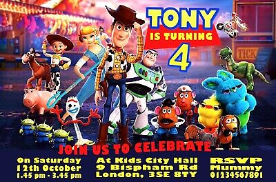 celebrations occasions toy story 4