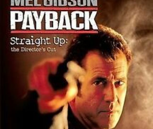 Payback Blu Ray Disc 2007 Straight Up The Directors Cut