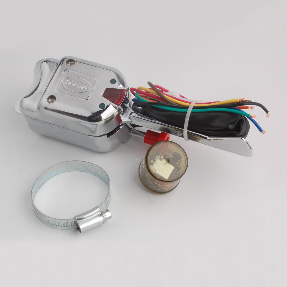 hight resolution of norton secured powered by verisign universal 12v chrome street hot rod turn signal switch