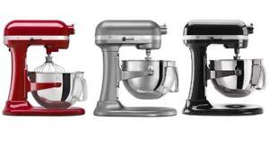 kitchen aid pro 600 cutthroat game kitchenaid rkp26m1x refurb of kp26m1x stand mixer 6 qt large image is loading