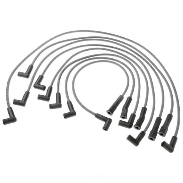 Spark Plug Wire Set Standard 6844 fits 1980 Pontiac