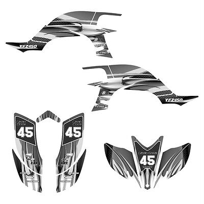 YFZ 450 graphics 2003 2004 2005 2006 2007 2008 Yamaha