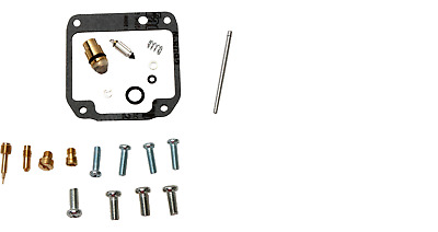Parts Unlimited Carburetor Carb Rebuild Kit For 01-09