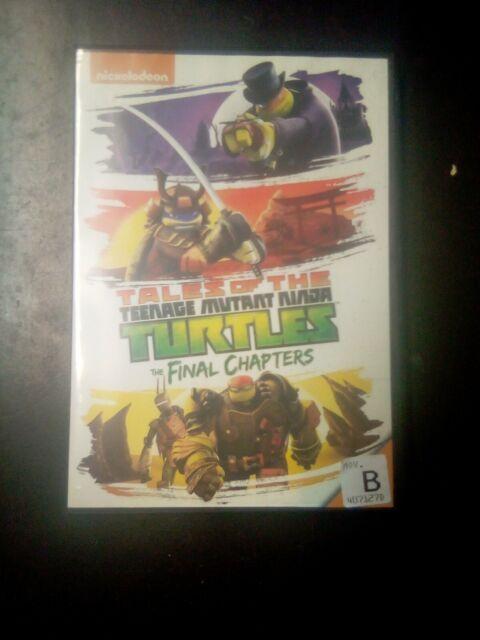 Tales Of The Teenage Mutant Ninja Turtles The Final Chapters : tales, teenage, mutant, ninja, turtles, final, chapters, Tales, Teenage, Mutant, Ninja, Turtles:, Final, Chapters, (DVD,, 2017,, 2-Disc, Online