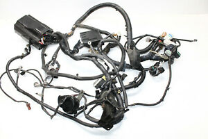 2005 INFINITI G35 COUPE A/T MAIN ENGINE BAY WIRE WIRING
