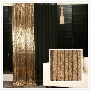1 DAY Sale Sequin Curtain Panel Highest Quality Best Price On Shop