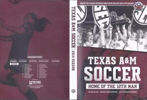 Seating 102,733, kyle field is the largest stadium in the sec. Dvd Texas A M Soccer Home Of The 12th Man Ebay