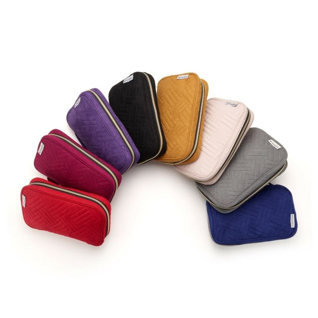 Buzzy B Travel Jewelry Organizer - Compact Portable Foldable Portfolio Case 6