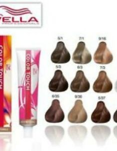 Image is loading wella colour touch professional pure rich reds deep also browns rh ebay