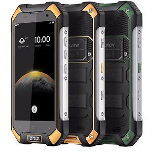 "Blackview BV6000 Smartphone 4G LTE Waterproof IP68 4.7"" Android 6.0 3GB+32GB GPS"