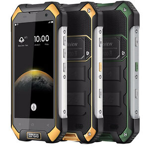 "Blackview BV6000 Smartphone 4G LTE Waterproof IP68 4.7"" Android 6.0 3GB+32GB GPS"