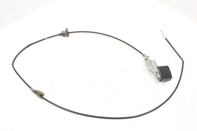 2014 NISSAN R35 GTR DBA HOOD BONNET RELEASE PULL CABLE