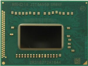 Used Intel i3-3227U SR0XF BGA CPU Chip Chipset   eBay