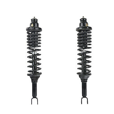2X Rear Complete Strut Assembly For Honda Accord 1994-1997