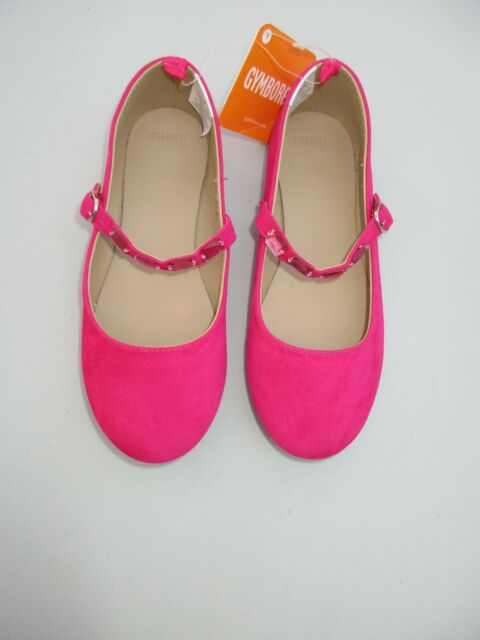 Gymboree Prima Ballerina Pink Shoes Size 13 NWT | eBay