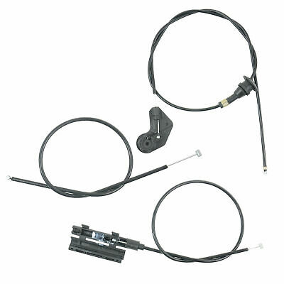 Engine Bowden Cable Hood Release Wire 51238176595 for BMW