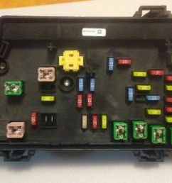2007 2010 chrysler sebring tipm totally integrated power fuse box p04692168ai for sale online [ 1600 x 900 Pixel ]