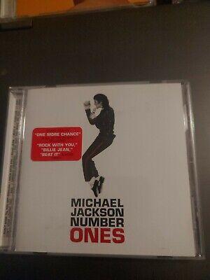 Michael jackson number ones cd   eBay