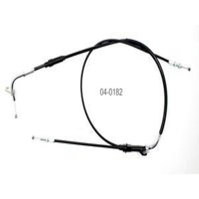 Black Vinyl Pull Throttle Cable For 2003 Suzuki VS1400GL