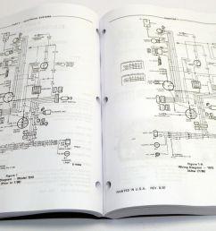 ford 1010 series 1910 2110 tractor service manual repair shop book w 1700 ford tractor wiring diagram 1910 ford tractor electrical wiring diagram [ 1600 x 1200 Pixel ]
