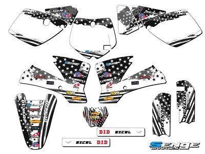 2002 2003 2004 2005 2006 2007 2008 SX 65 GRAPHICS KIT KTM