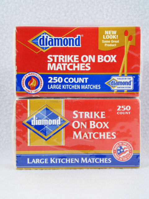 kitchen matches layout design tool diamond strike anywhere 250 count large ebay