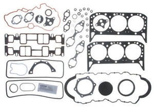Mercruiser 4.3L 262ci Chevy FRESH MARINE Full Gasket Set