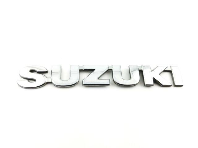 1999-2006 SUZUKI XL-7 XL7 REAR TRUNK EMBLEM BADGE SYMBOL W
