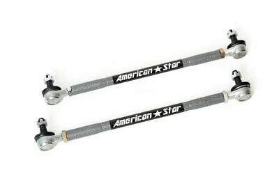 American Star 4130 Chromoly Steel Tie Rod Upgrade Kit