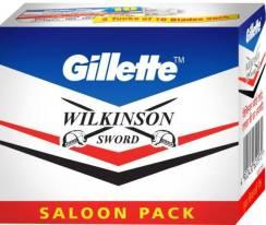 1000 X GILLETTE WILKINSON SWORD RAZOR BLADES Double Edge Safety Razor Blade