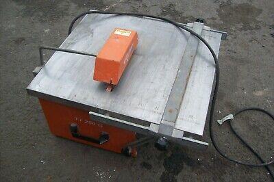wet saw water pump s2 tile rubi clipper