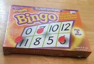 details about trend bingo