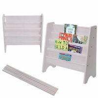 UK Children Kids Bookcase Bookshelf Storage Book Shelf ...