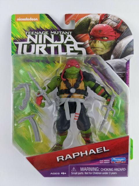 Teenage Mutant Ninja Turtles Out Of The Shadows Toys : teenage, mutant, ninja, turtles, shadows, Teenage, Mutant, Ninja, Turtles, Movie, Shadows, Raphael, Basic, Figure, Online