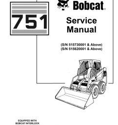 new bobcat 751 skid steer loader 2006 edition service repair manualbobcat 751 parts diagram 7 [ 1000 x 1294 Pixel ]