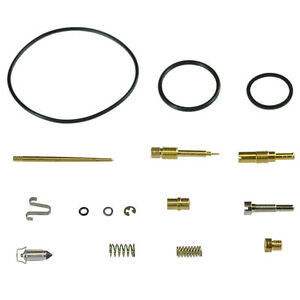 New Carb Carburetor Repair Rebuild Kit Honda ATC 185 185S
