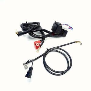 00-20 2019 Suzuki DRZ400SM DRZ400 Battery Lead Cable w