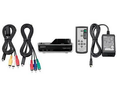 Brand New Sony CSS-HD1 Cyber-shot Docking Station/Charger