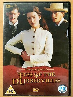 Tess Of The D'urbervilles (mini-série) : d'urbervilles, (mini-série), D'Urbervilles, Thomas, Hardy, British, Series