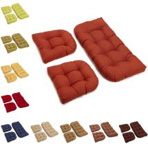 Outdoor Bench Chair Cushion Sets