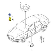 Audi A3 Crash Sensor Location
